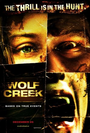 Wolf Creek - Movie Poster (thumbnail)