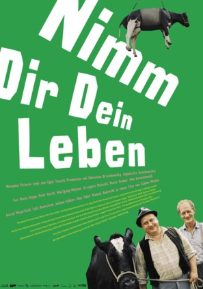 Nimm dir dein Leben - German Movie Poster (thumbnail)