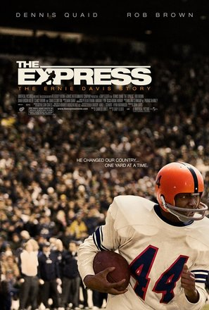 The Express - Movie Poster (thumbnail)