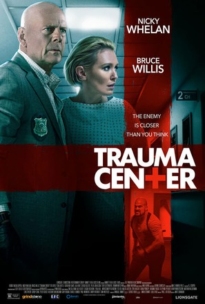 Trauma Center - Movie Poster (thumbnail)