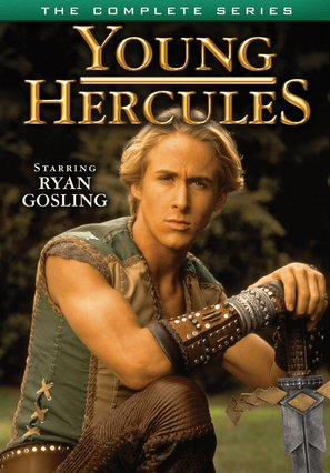 """""""Young Hercules"""" - DVD movie cover (thumbnail)"""