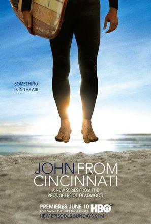 """John from Cincinnati"" - poster (thumbnail)"