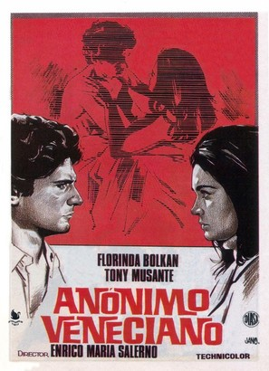 Anonimo veneziano - Spanish Movie Poster (thumbnail)