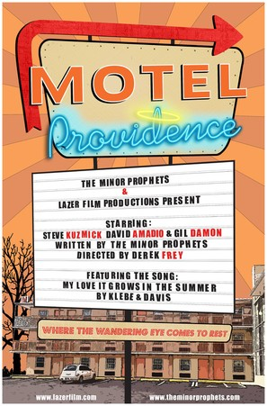 Motel Providence - Movie Poster (thumbnail)