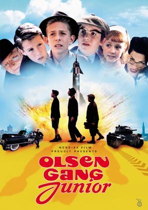 Olsen Banden Junior - British Movie Poster (thumbnail)