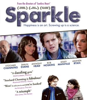 Sparkle - British Movie Poster (thumbnail)