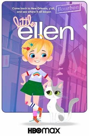 """Little Ellen"" - Video on demand movie cover (thumbnail)"