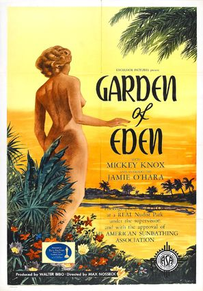 Garden of Eden - Movie Poster (thumbnail)