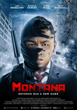 Montana - Lebanese Movie Poster (thumbnail)