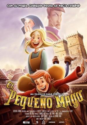 El pequeño mago - Spanish Movie Poster (thumbnail)