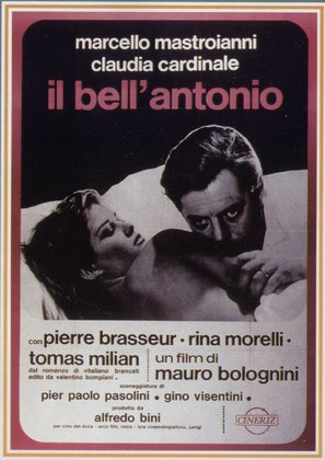 Bell'Antonio, Il - Italian Movie Poster (thumbnail)