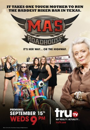 Ma's Roadhouse - Movie Poster (thumbnail)