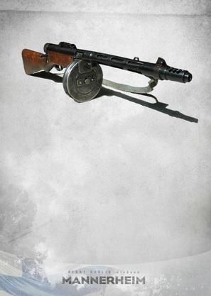 Mannerheim - Finnish poster (thumbnail)