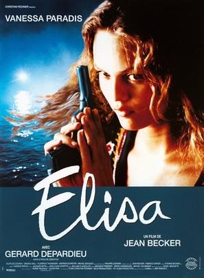 Élisa - French Movie Poster (thumbnail)