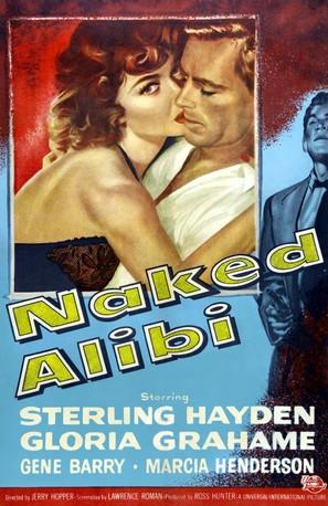 Naked Alibi - Movie Poster (thumbnail)
