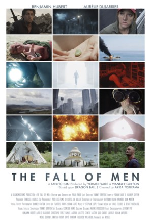 The Fall of Men - French Movie Poster (thumbnail)
