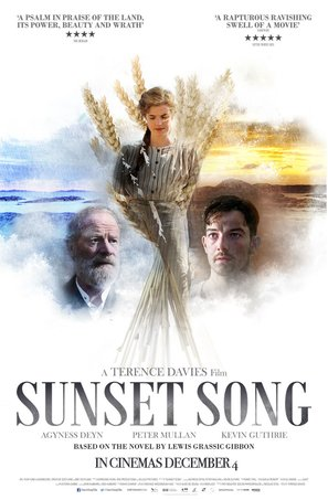 Sunset Song - British Movie Poster (thumbnail)