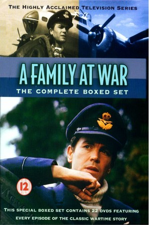 """A Family at War"" - British DVD movie cover (thumbnail)"