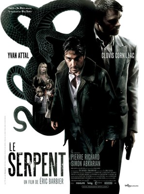 Le serpent - French Movie Poster (thumbnail)