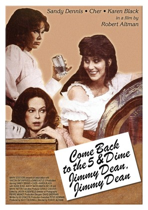 Come Back to the Five and Dime, Jimmy Dean, Jimmy Dean - Movie Poster (thumbnail)