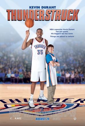Thunderstruck - Movie Poster (thumbnail)