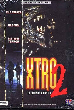 Xtro II: The Second Encounter - Movie Poster (thumbnail)