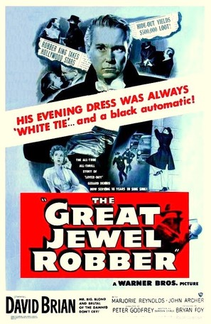 The Great Jewel Robber - Movie Poster (thumbnail)