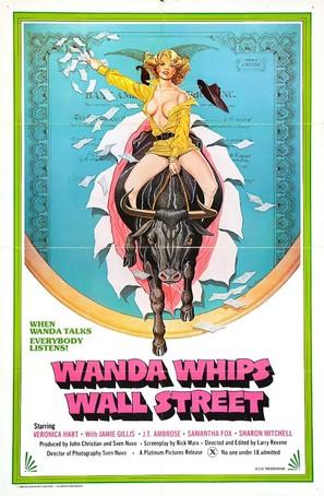 Wanda Whips Wall Street - Movie Poster (thumbnail)