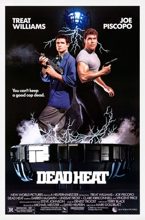 Dead Heat - Movie Poster (thumbnail)