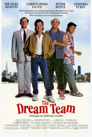 The Dream Team - Movie Poster (thumbnail)