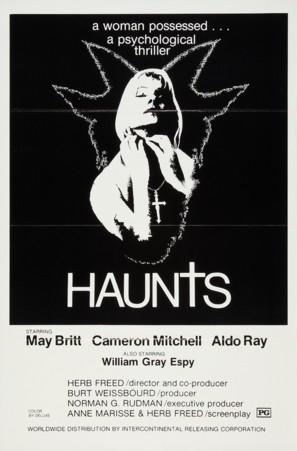 Haunts - Movie Poster (thumbnail)