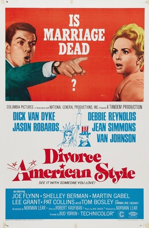 Divorce American Style - Movie Poster (thumbnail)