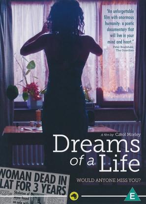Dreams of a Life - British DVD cover (thumbnail)