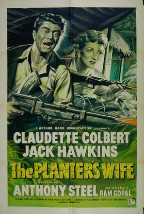 The Planter's Wife - British Movie Poster (thumbnail)