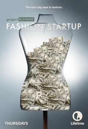 """Project Runway: Fashion Startup"" - Movie Poster (thumbnail)"