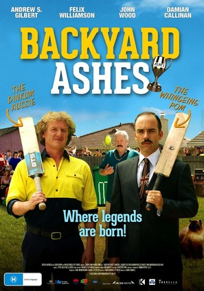 Backyard Ashes - Australian Movie Poster (thumbnail)
