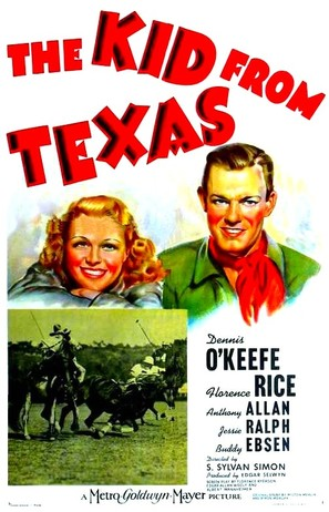 The Kid from Texas - Movie Poster (thumbnail)
