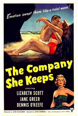 The Company She Keeps - Movie Poster (thumbnail)