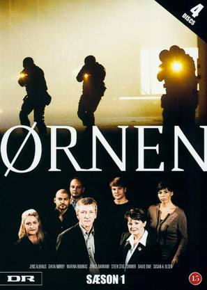 """Ørnen: En krimi-odyssé"" - Danish Movie Cover (thumbnail)"