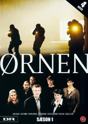 """""""Ørnen: En krimi-odyssé"""" - Danish Movie Cover (thumbnail)"""