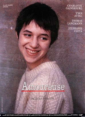 Amoureuse - French Movie Poster (thumbnail)
