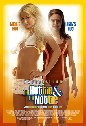 The Hottie and the Nottie - Movie Poster (thumbnail)