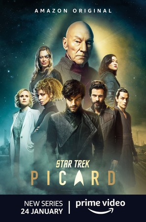 """Star Trek: Picard"" - Movie Poster (thumbnail)"