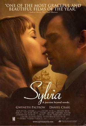 Sylvia - Movie Poster (thumbnail)
