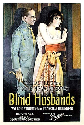 Blind Husbands - Movie Poster (thumbnail)