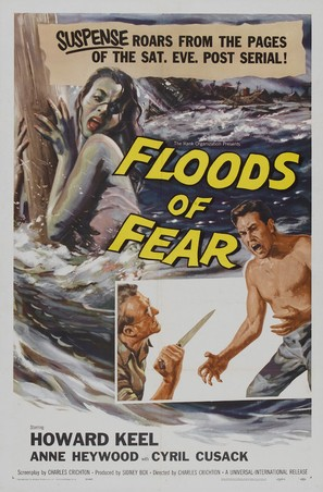 Floods of Fear - Theatrical poster (thumbnail)
