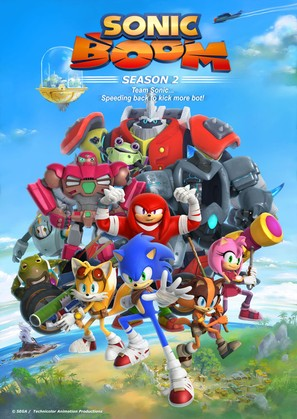 """Sonic Boom"" - Movie Poster (thumbnail)"