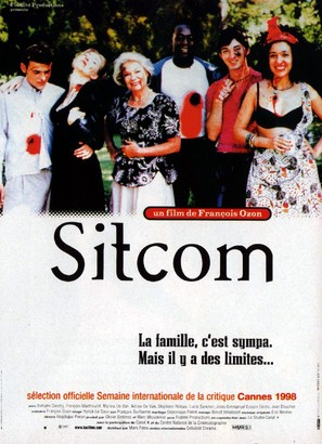 Sitcom - French Movie Poster (thumbnail)