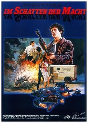 Pouvoir intime - German Movie Poster (thumbnail)
