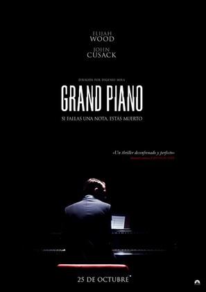 Grand Piano - Spanish Movie Poster (thumbnail)